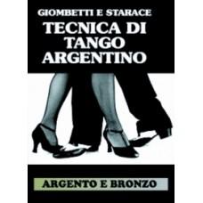 Tango argentino figure bronzo e argento