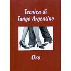 Tango argentino figure oro